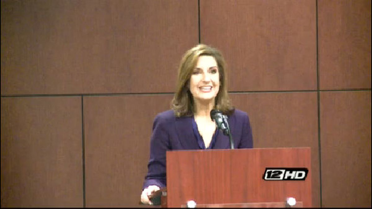 Oklahoma State Superintendent Joy Hofmeister