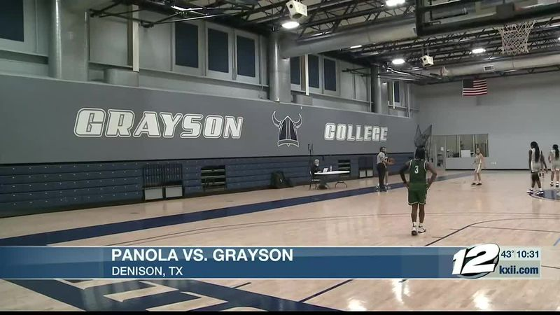 Panola-Grayson Women's Hoops Highlights