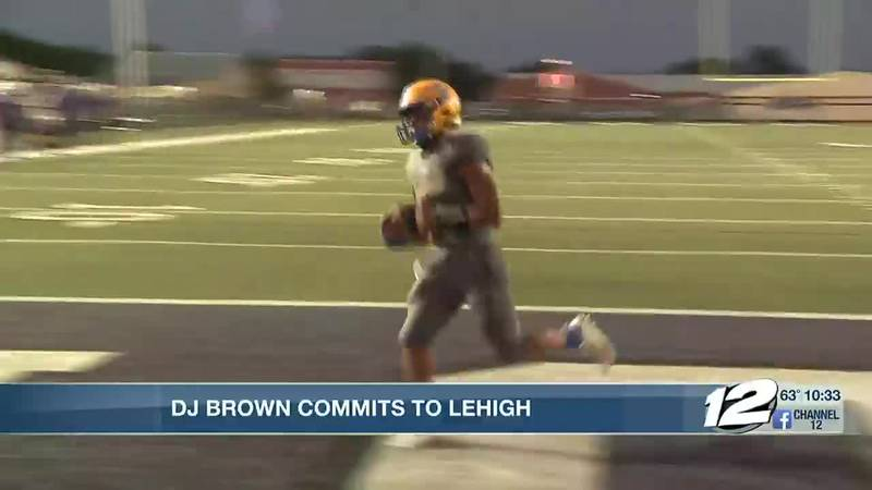 DJ Brown commits to Lehigh
