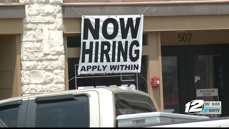 Teens workers take on summer jobs to fill vacant positions