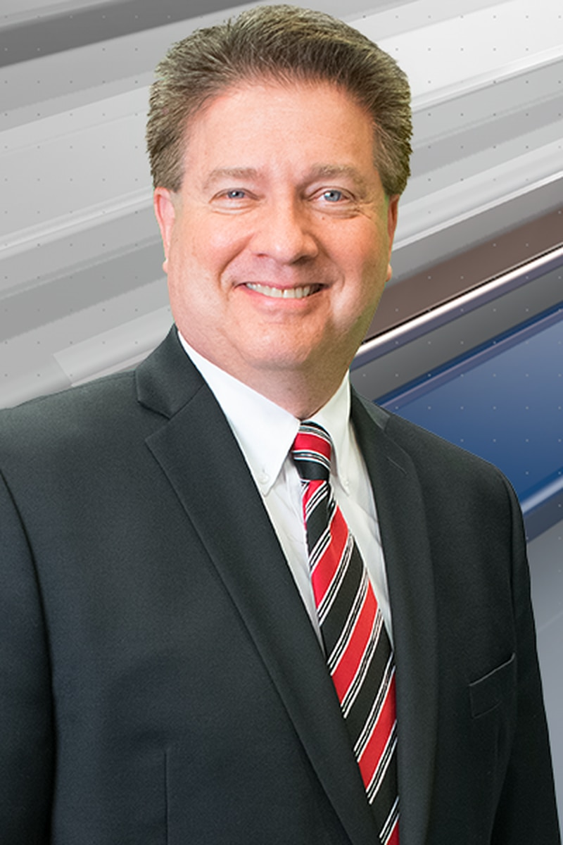 Headshot of Steve LaNore, Chief Meteorologist