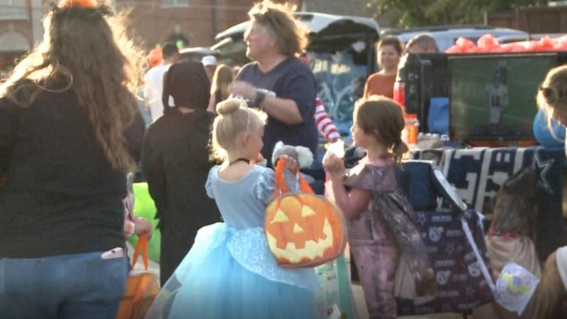Halloween is a week away, but festivities in Sherman are already beginning.