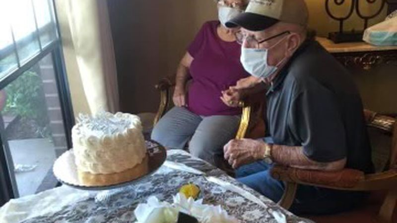 Oklahoma Governor Stitt announced Tuesday that long term care and assisted living centers can...