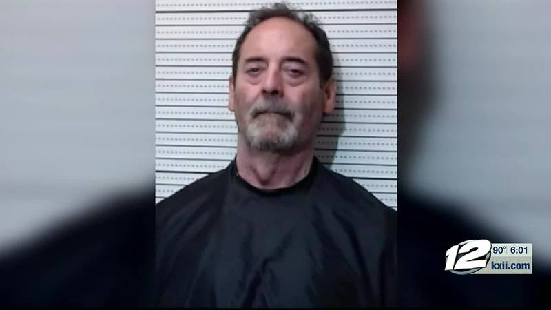 A man held a Whitesboro store clerk at gun point on Sunday. When police got to the scene, he...