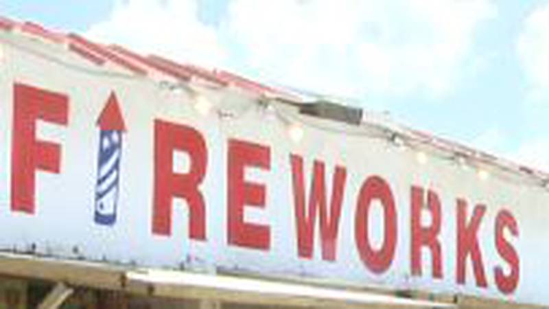 Fireworks shortage being felt in Texoma ahead of 4th of July