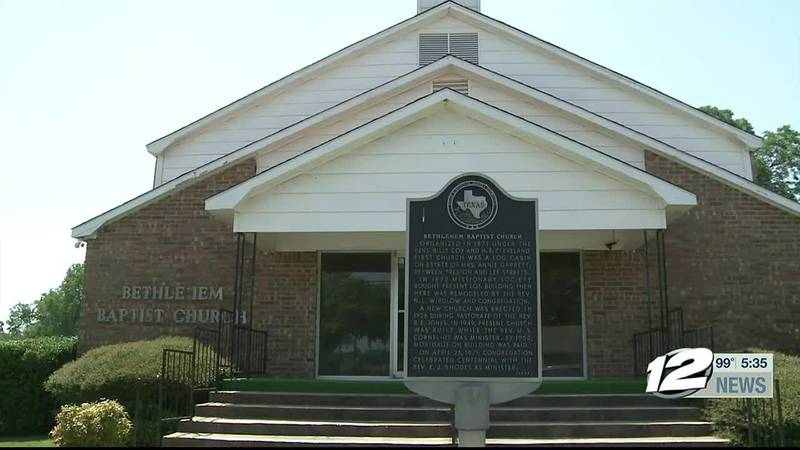 Bonham church celebrates 150 years