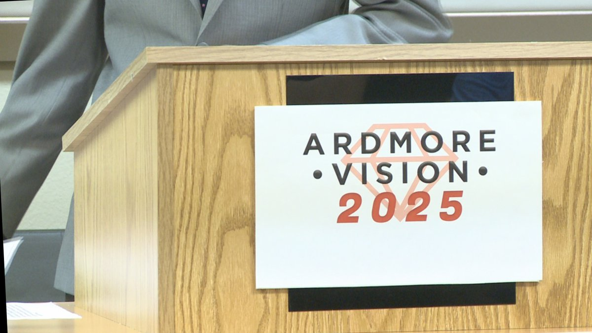 The Ardmore Chamber of Commerce announced Ardmore Vision 2025 — a forum to discuss...