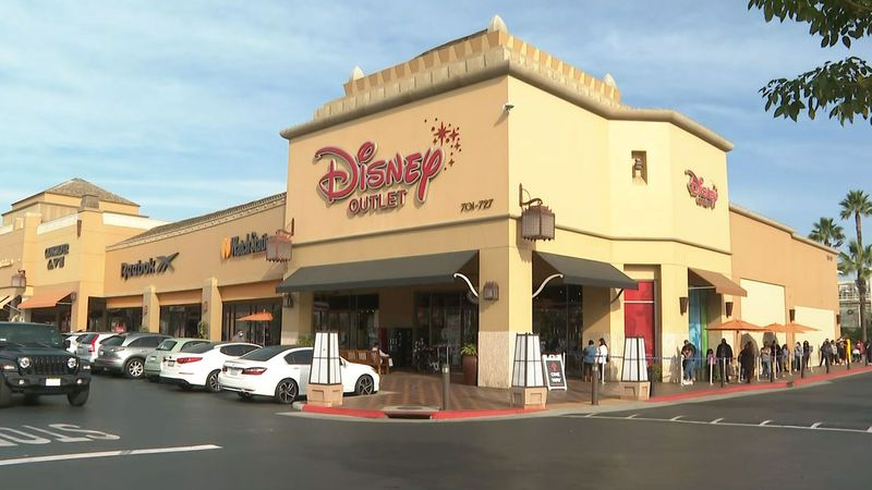 Disney is closing 60 stores in the US and Canada.