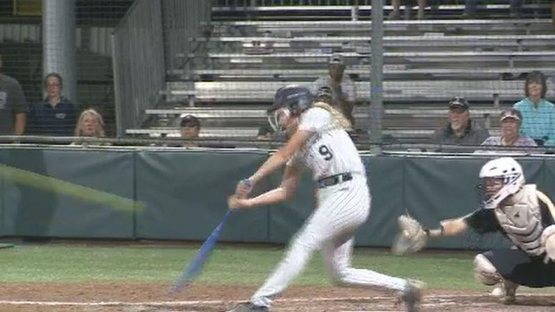 Grayson-Temple Softball Highlights