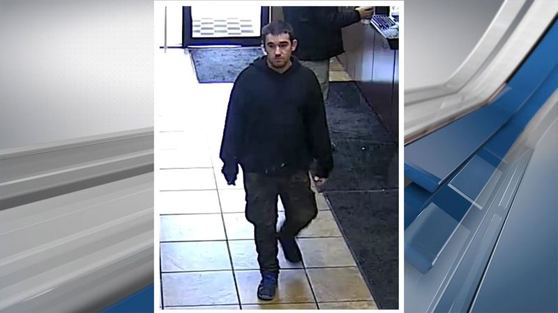 The Ada Police Department is looking for a man they say stole a pickup truck with a child...