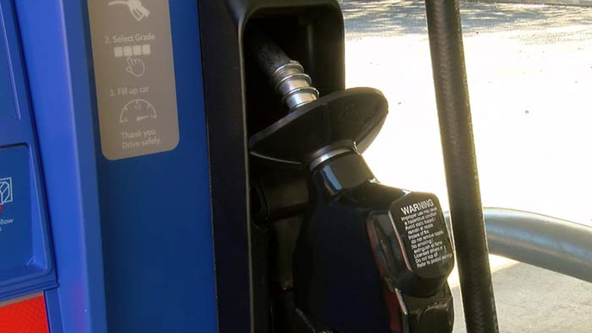 According to GasBuddy data, the demand for fuel increased for the first time in six weeks.