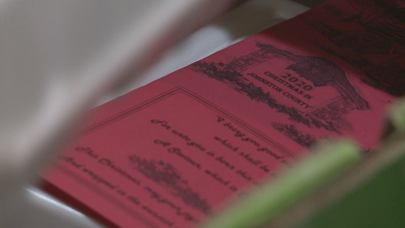 A Johnston County Tradition has been filling people with Christmas spirit and a free meal for...