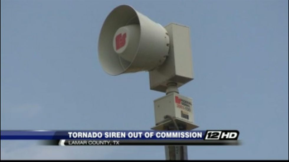 Lamar County commissioners are working to repair broken ...