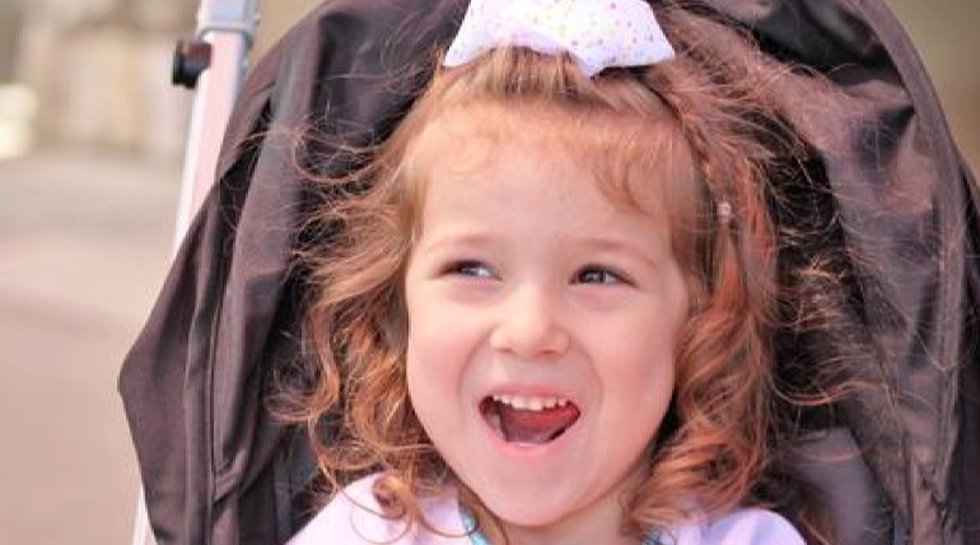 4-year-old Lylah Baker has spent the past 3 weeks fighting for her life with brain inflammation.
