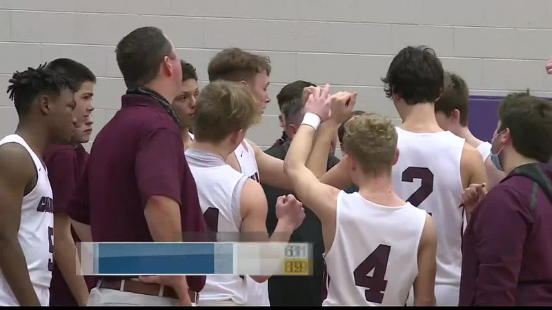 Callisburg-Madison Boys Hoops Highlights
