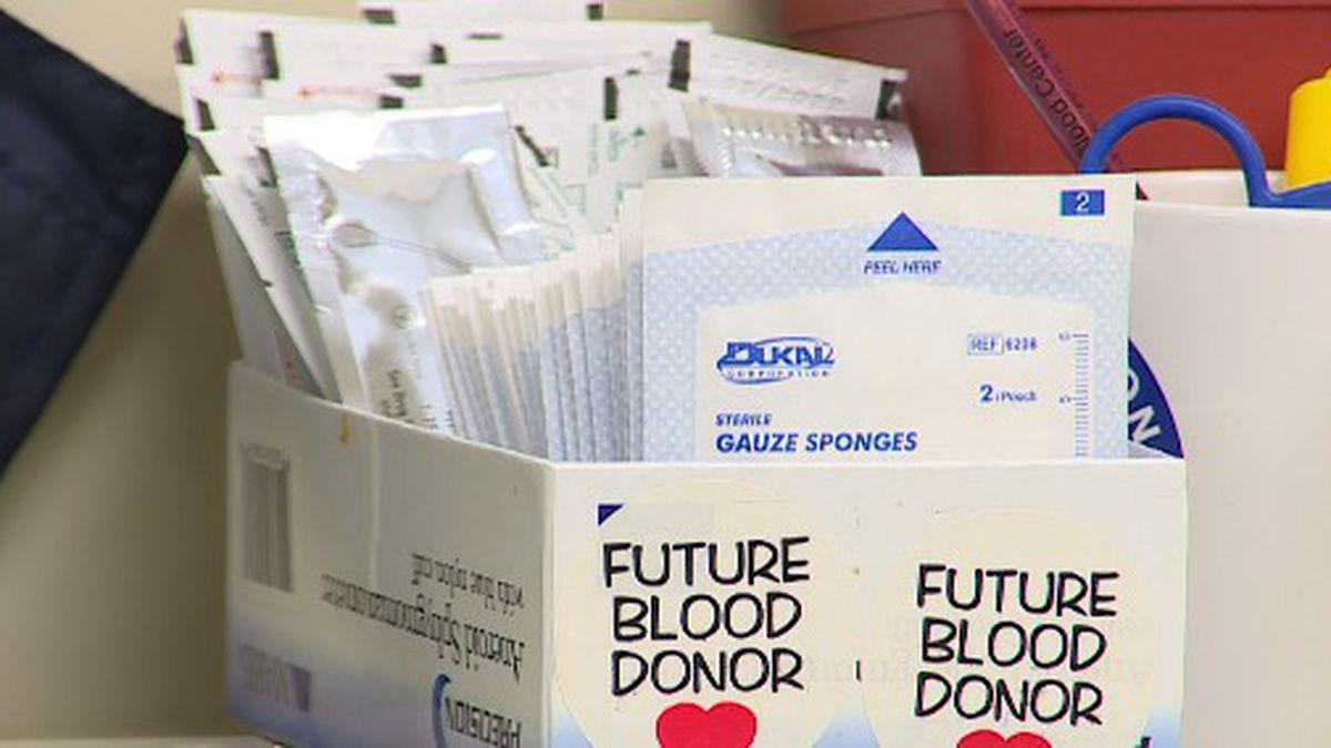 Texoma Regional Blood Center needing blood donations