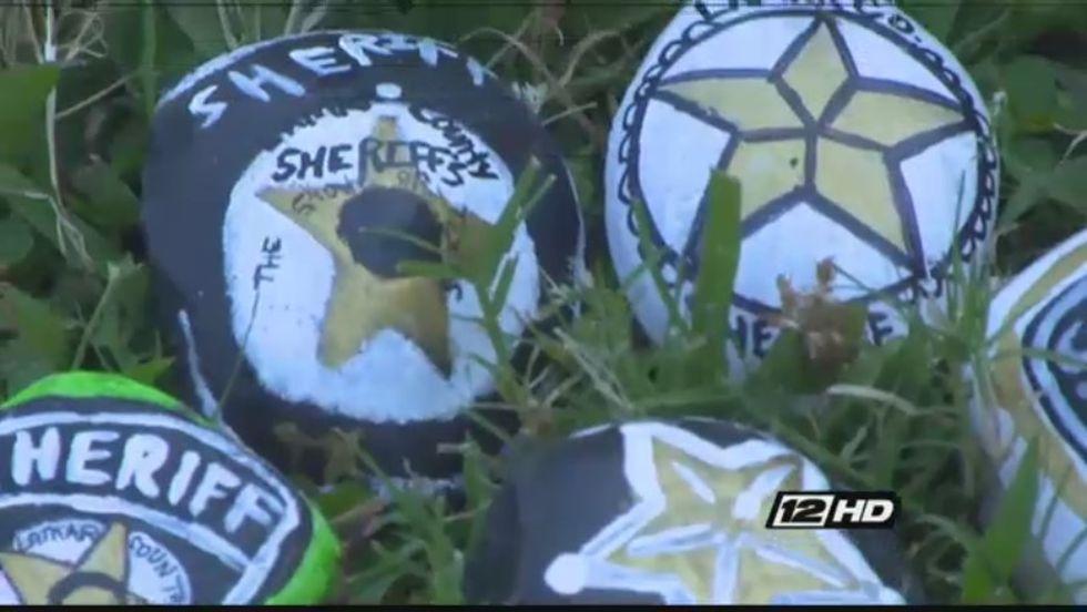 Lamar County Sheriff's Office is hiding rocks in hopes of ...