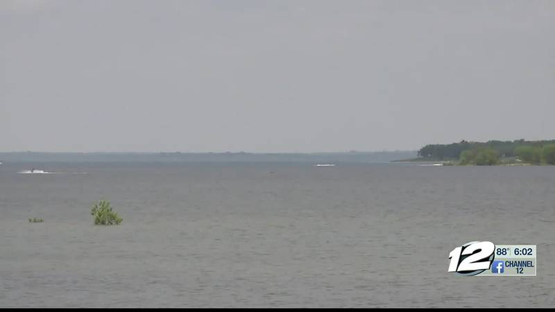 With memorial day around the corner, park rangers on Lake Texoma are preparing for a busy...