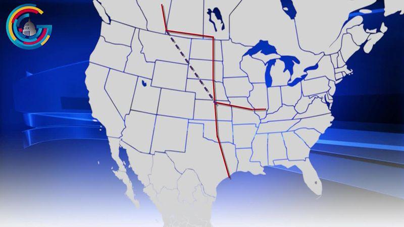 Louisiana senators push back on pipeline shutdown