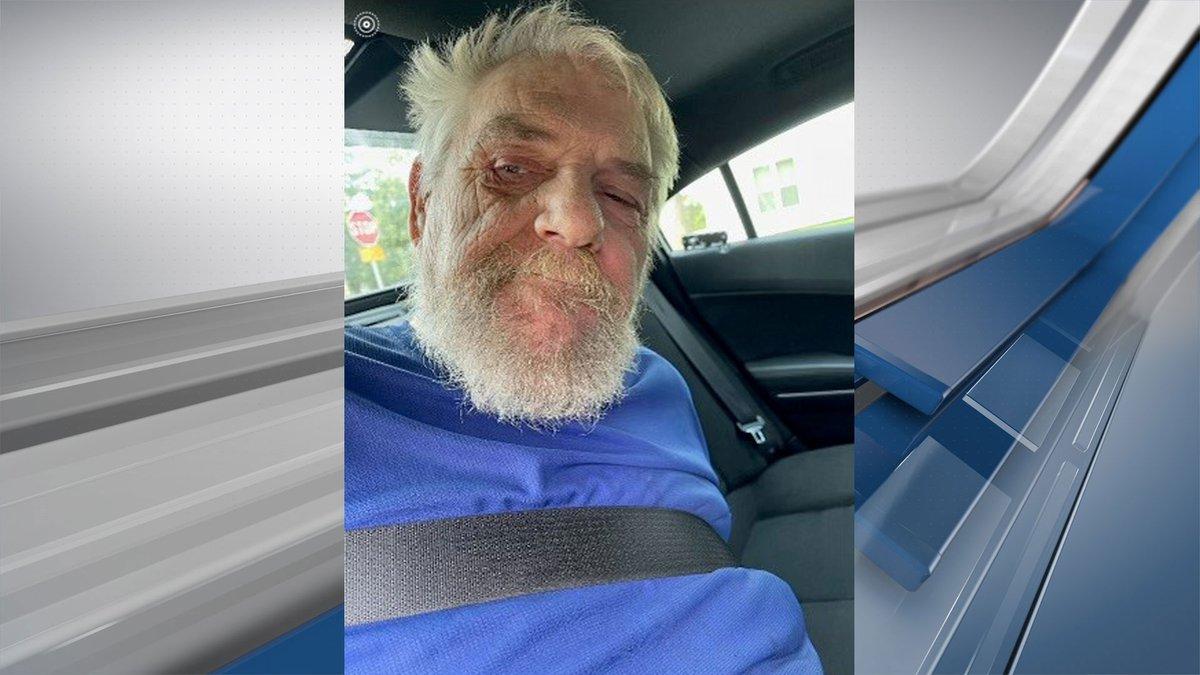 Thomas Graham Siebert, 71, was captured Tuesday in Butler, Indiana.