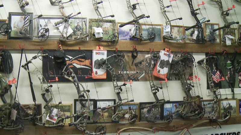 Deer hunting season has one Texoma archery shop booming in business