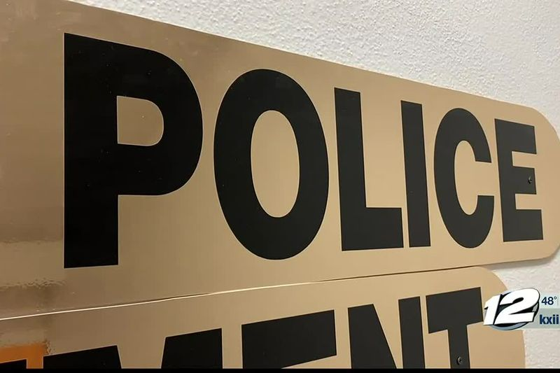Ardmore police responded 9 p.m. Monday to a call about a silver four door car driving recklessly.