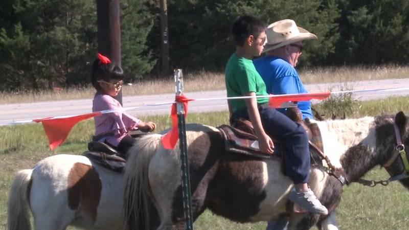 Texoma pediatrician advising parents to let their children enjoy festivals
