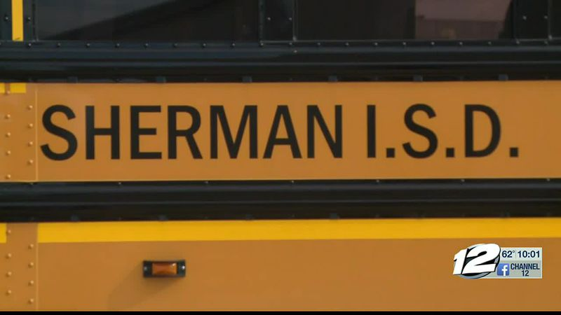 Several Sherman ISD schools are temporarily going online after a significant increase in...