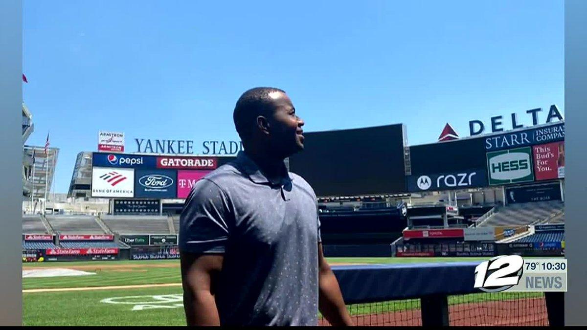 Local star Gittens makes MLB debut