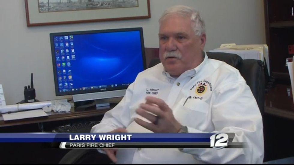 Lamar County boasts new drone