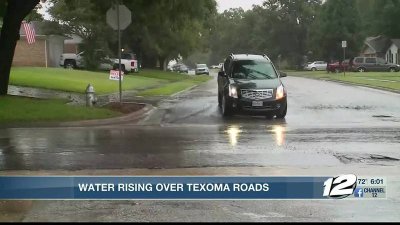 Tuesday, Texoma accumulated an average of one to two inches of rainfall across the area. Some...
