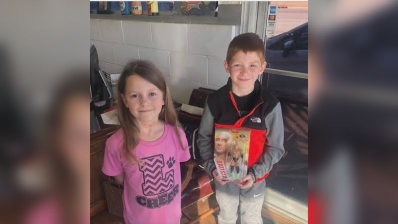 A Pauls Valley girl was rescued last week when her lanyard, a cord or a strap to hold a...