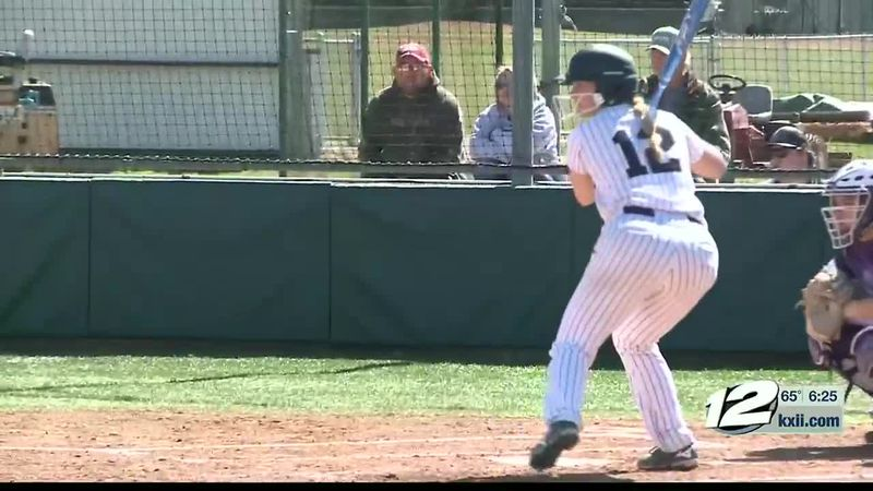 Grayson-Ranger Softball Highlights
