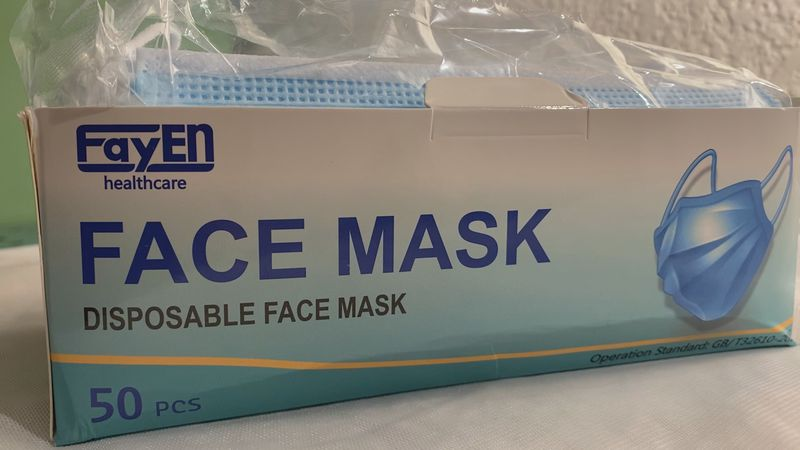 A new study in the journal of Nature Medicine estimates that if most Americans wore masks in...