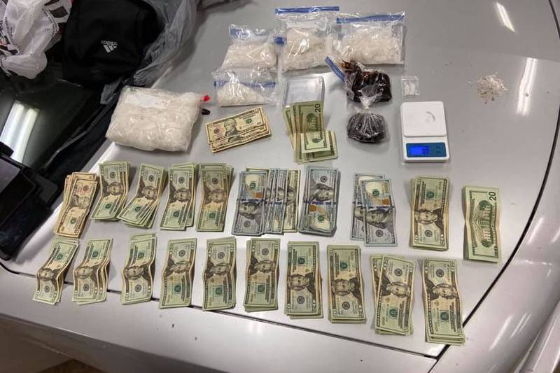 Largest undercover drug bust for district, found in McCurtain County