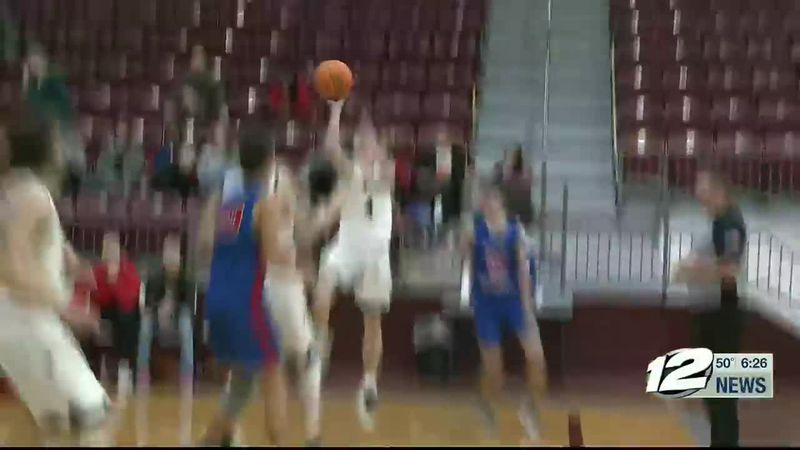 Silo-Tushka Boys Hoops Highlights