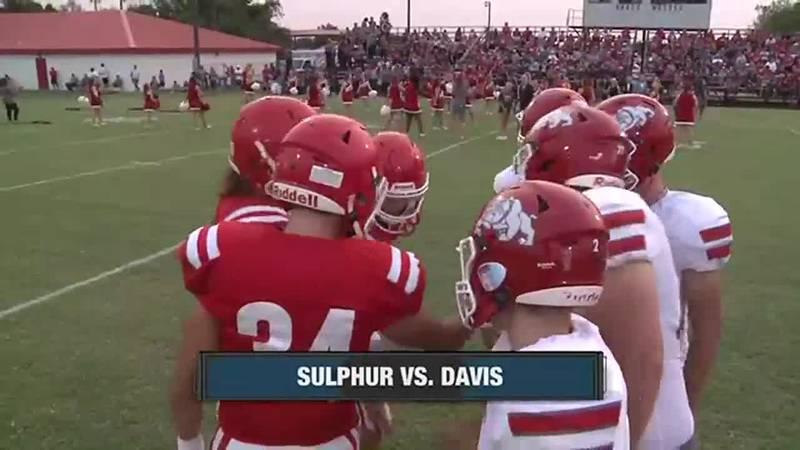 Sulphur-Davis Highlights