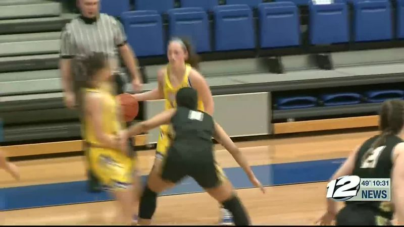 SOSU-Harding Womens Hoops