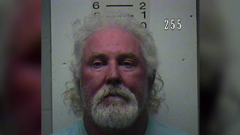 57-year-old Ricky Don Hensley was arrested on felony cockfighting charges.