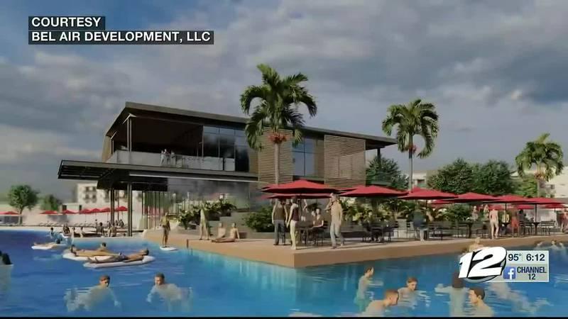 Bel Air Village Begins Construction