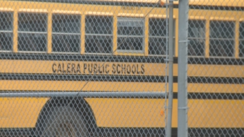 Students at Calera Public Schools will get an extra weekend before returning to class.