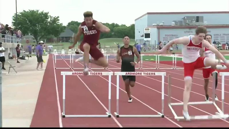Ardmore hosts 5A state track meet