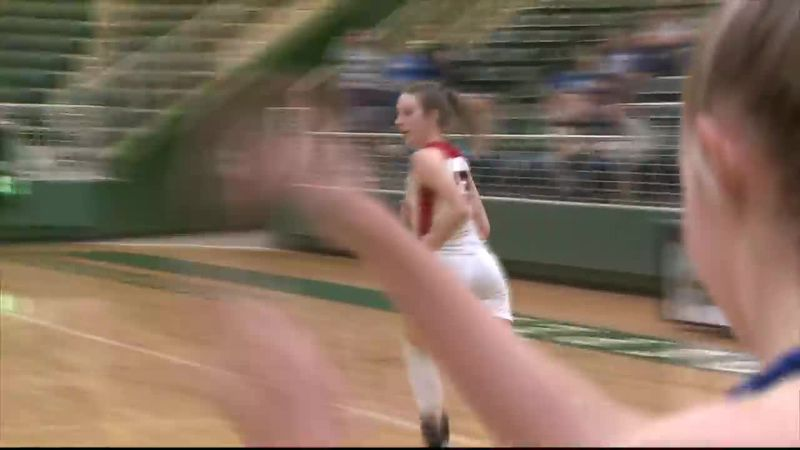 Muenster-Lipan Girls Hoops Highlights