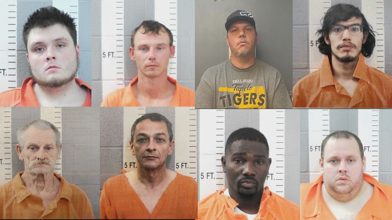 Since April, the Carter County Sheriff's Office has arrested eight men on charges related to...