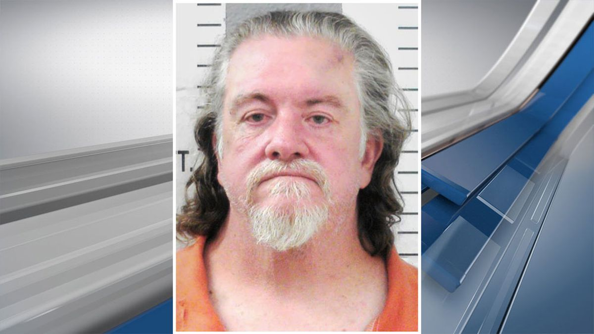 Ronald Good is facing charges after police say he stabbed a friend with a pair of scissors.