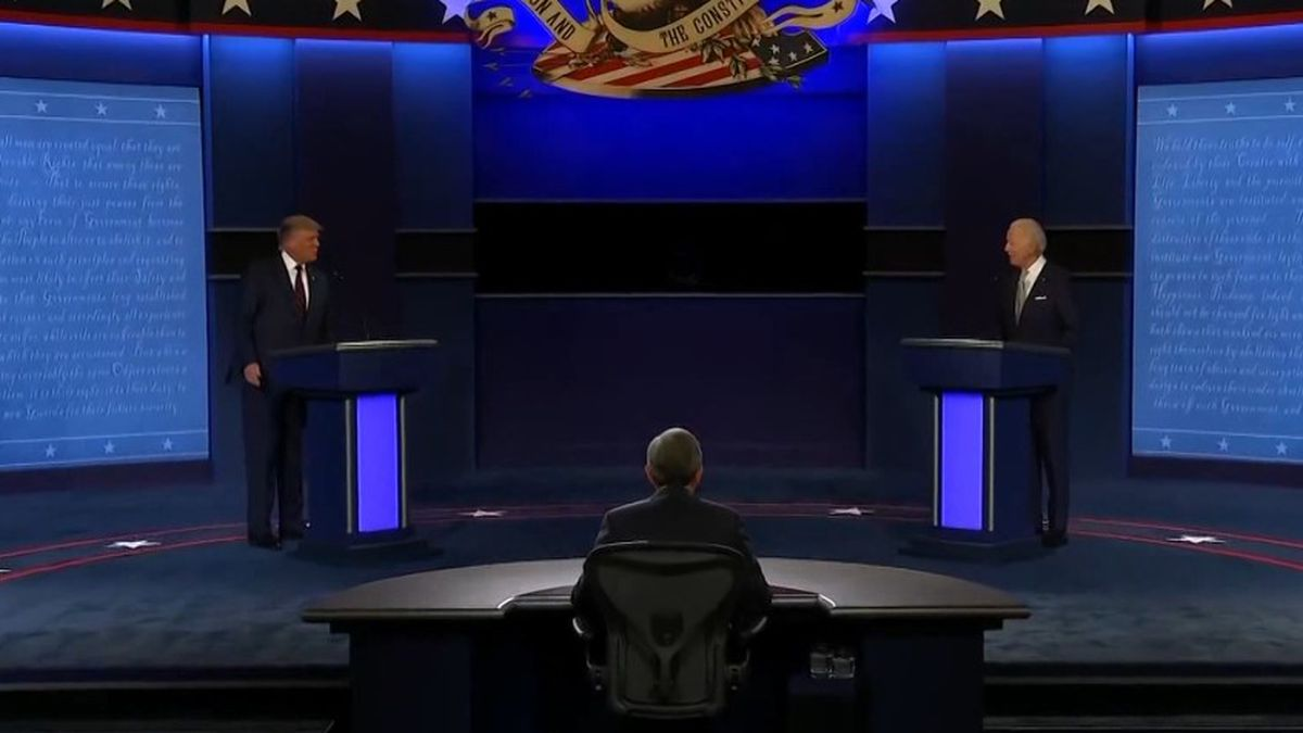 Tuesday night millions of people watched the first presidential debate of the 2020 election.