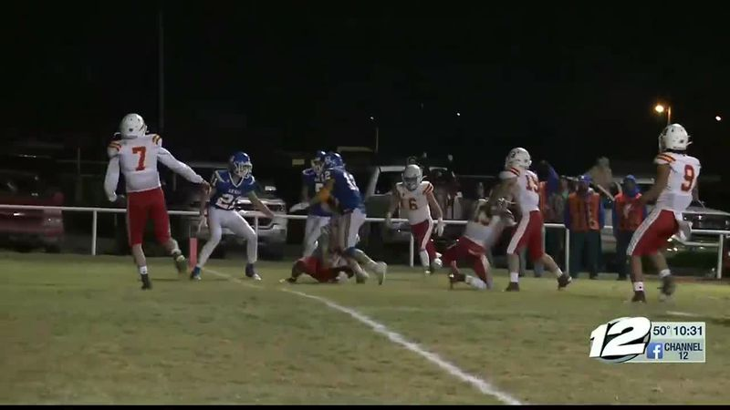 Ringling-Texhoma Highlights