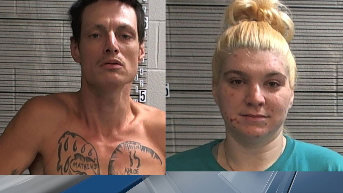 27-year-old Mckala Ramsey and 32-year-old Kevin Henry were arrested accused of staving their...