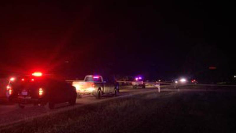 One person is dead after an officer-involved shooting in Davis Wednesday night.