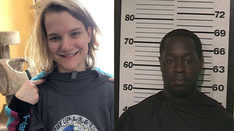 Investigators announced Monday the arrest of Ebby Wade (right), pictured here in a 2013 mug...